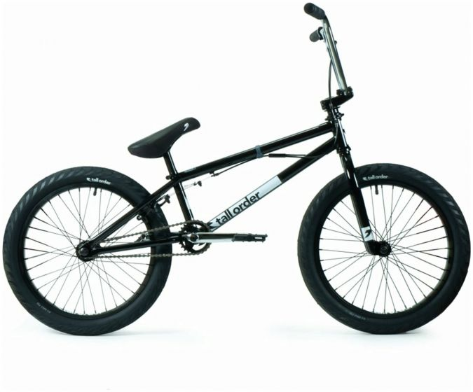 Tall Order Pro Park 2019 BMX Bike