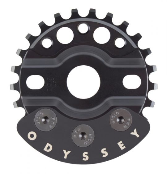 Odyssey HalfBash Sprocket with Guard