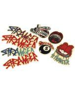 Stranger New Sticker Pack (8pcs)
