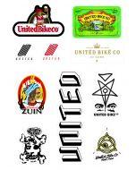 United Sticker Sheet