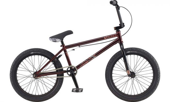GT Team Signature BK 2021 BMX Bike