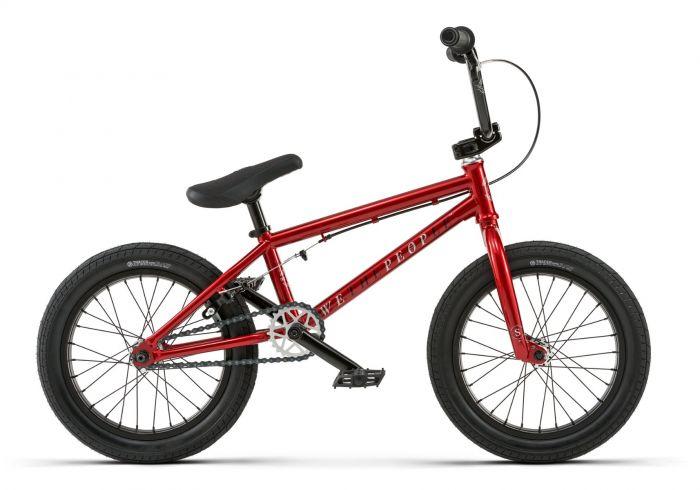WeThePeople Seed 16-Inch 2018 BMX Bike
