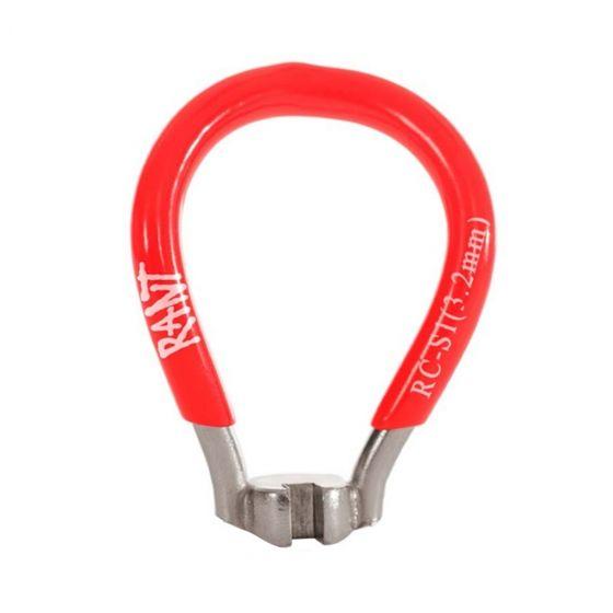 Rant Fix 'em Spoke Key - Red