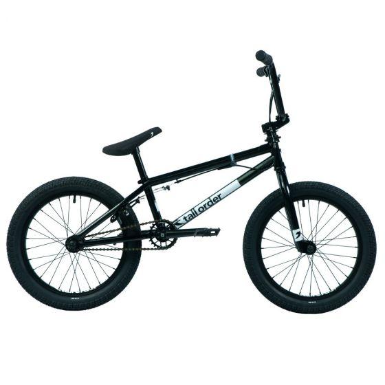 Tall Order Ramp 18-Inch 2021 BMX Bike