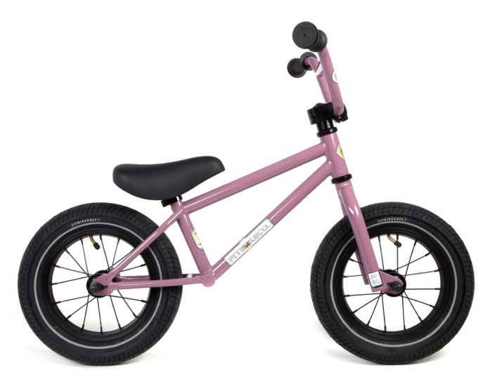 Fit Misfit 12-inch 2018 Balance Bike - Berry