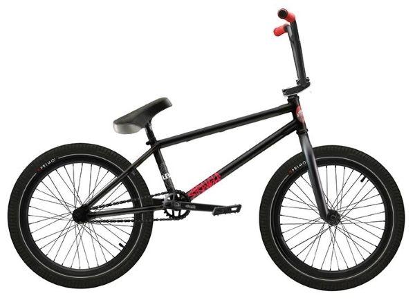 Stranger Level FC 2018 BMX Bike