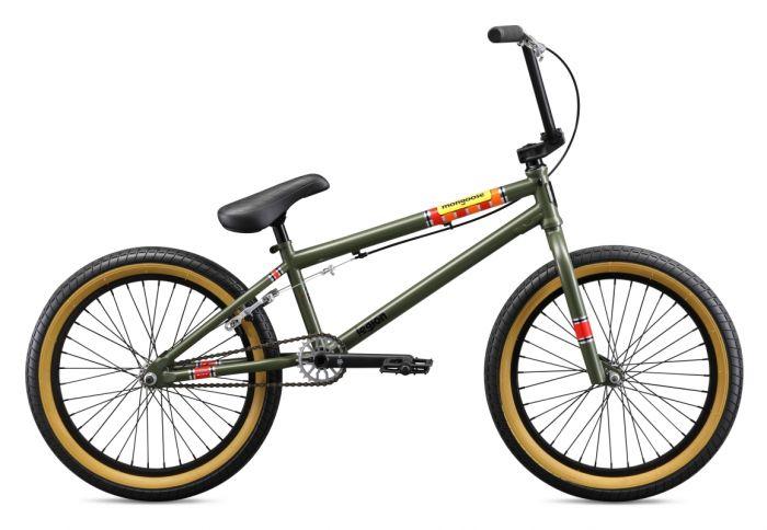 Mongoose Legion L100 2019 BMX Bike