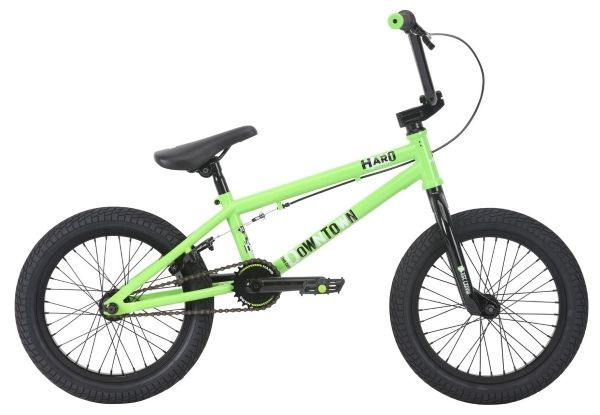 Haro Downtown 16-Inch 2018 BMX Bike