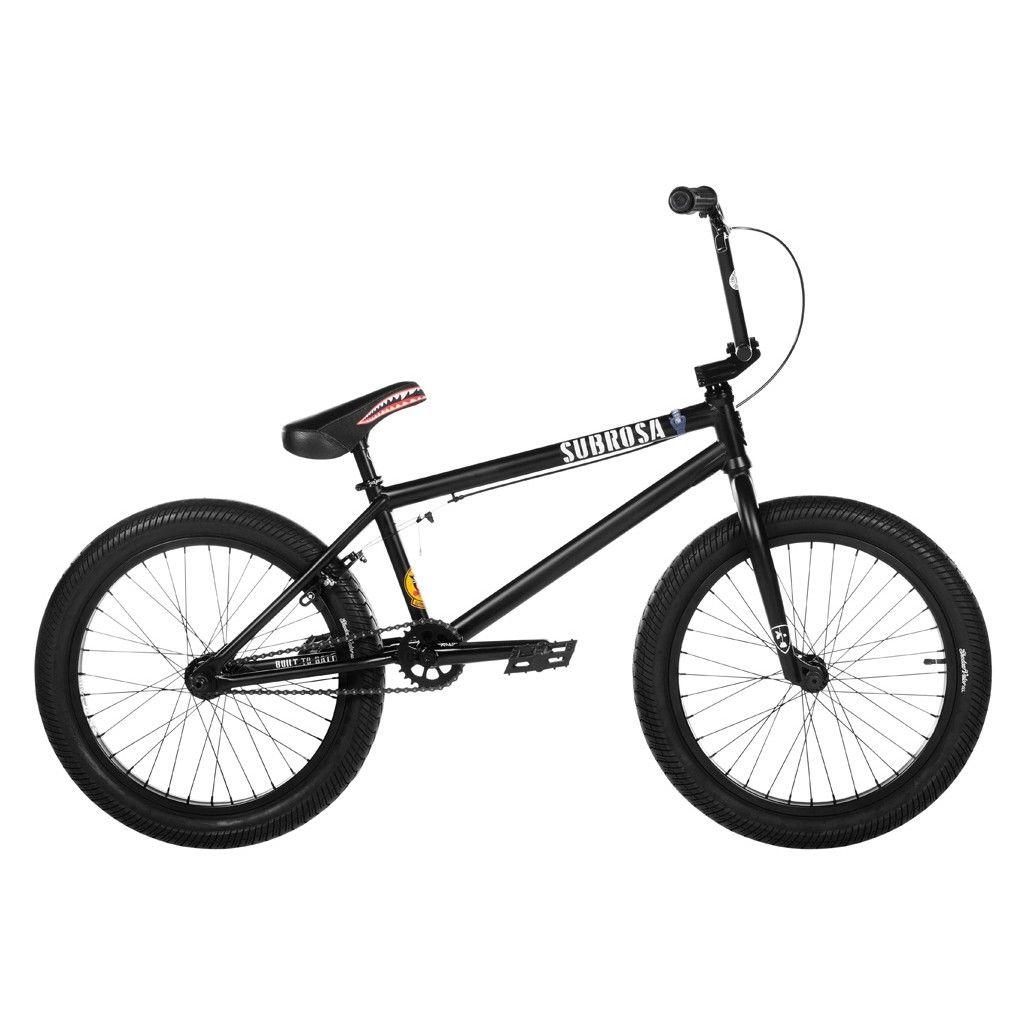 Subrosa Salvador FC 2019 BMX Bike
