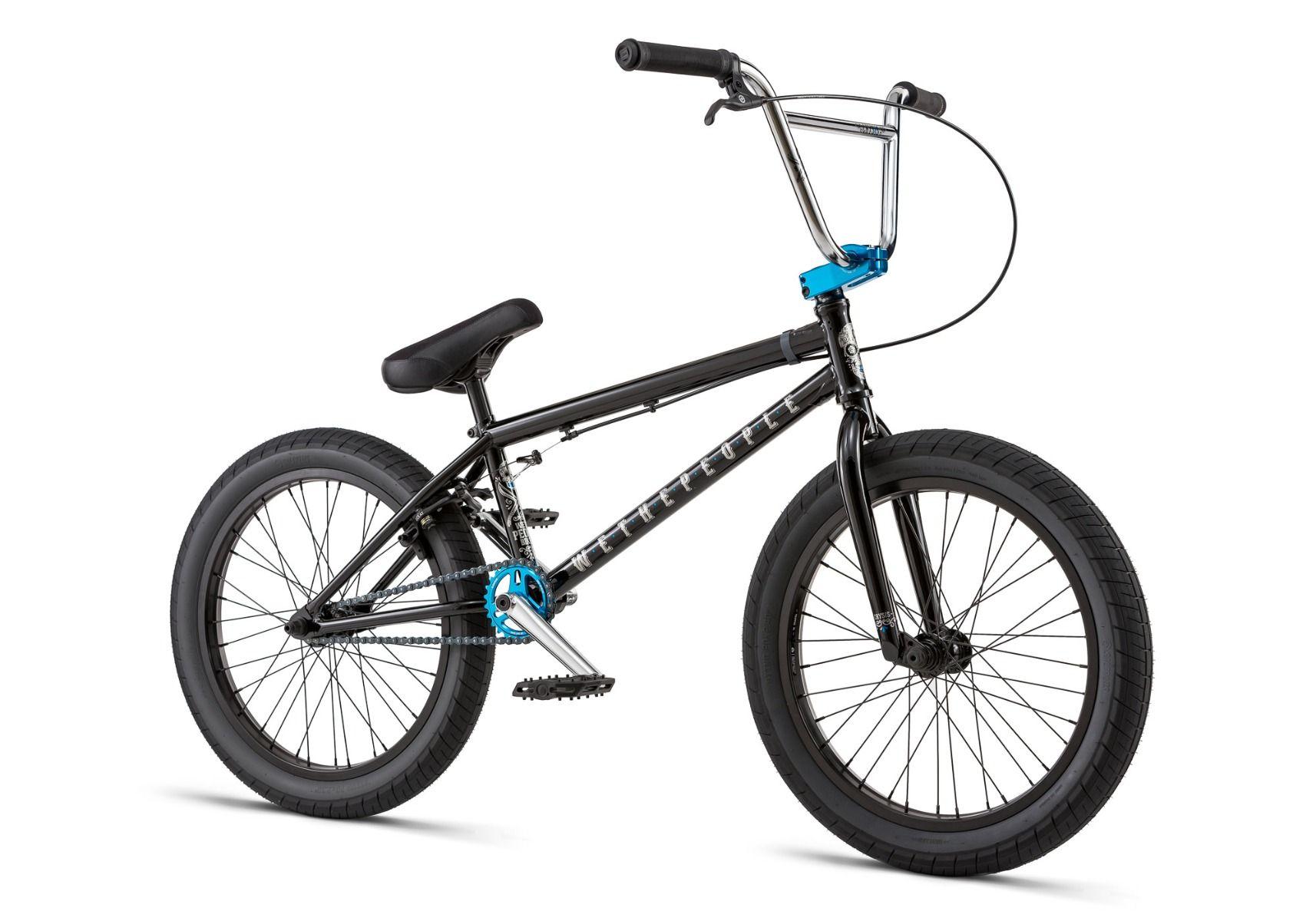 WeThePeople Crysis 2018 BMX Bike