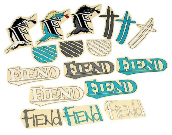 Fiend Morrow V2 Frame Sticker Pack
