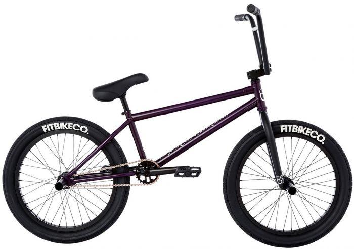 Fit STR Freecoaster 2021 BMX Bike