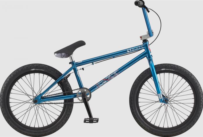 GT Team BK 2020 BMX Bike