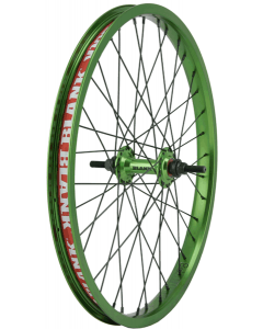 Blank P8 18-Inch Front Wheel