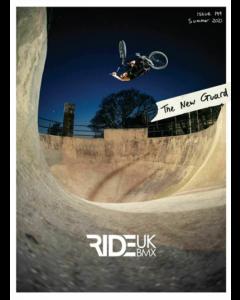 Ride UK BMX Issue 199 Magazine