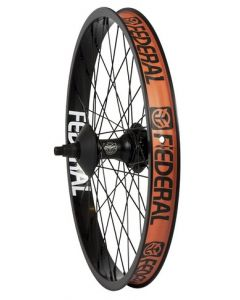 Federal Stance XL Male Cassette Rear Wheel with Guards