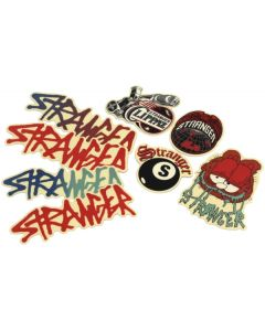 Stranger New Sticker Pack (8pcs)