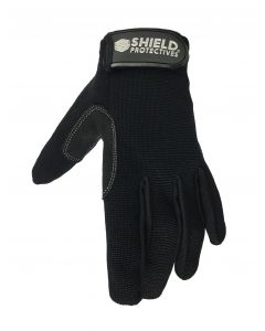 Shield Protective Full Finger Gloves