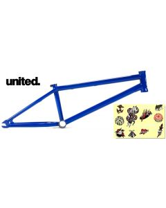 United Mothership x Two Snakes Frame