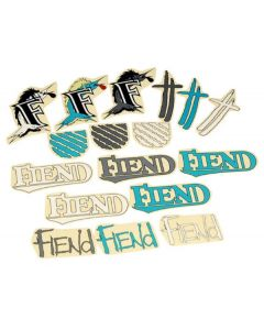 Fiend Morrow V2 Frame Sticker Pack