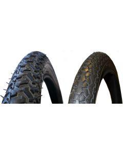 Blank Buddy 16-Inch Tyre