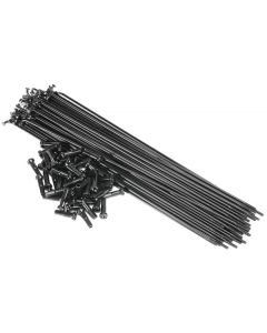 Salt Plain Gauge Pack Of 40 Spokes