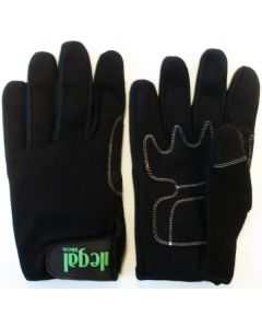 Ilegal Adult Long-Fingered Gloves