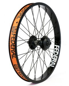Federal Stance XL Female Cassette Rear Wheel with Guards
