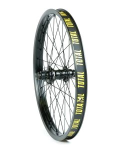 TotalBMX Techfire Cassette Rear Wheel