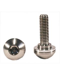 Profile Titanium Button Head Bolts