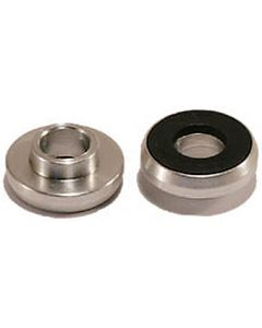 Profile Aluminium 3/8-Inch to 14mm Volcano Washer Axle Adaptors