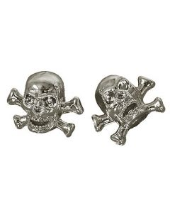 Trik Topz Skull and Crossbones Dustcaps