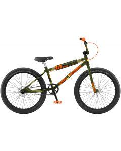 GT Pro Series Heritage 24-Inch 2021 BMX Bike