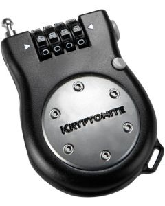 Kryptonite Kryptoflex R2 Retractor Pocket Combo Cable Lock