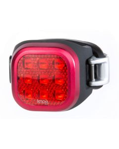 Knog Blinder Mini Niner Rear Light - Red