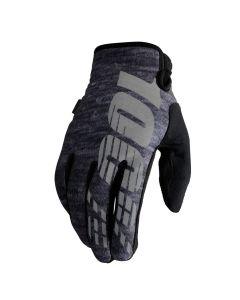 100% Brisker Cold Weather Gloves - Heather