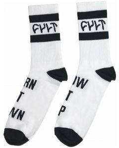Cult Burn It Down Socks