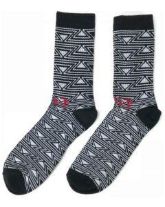 Cult Pattern Socks