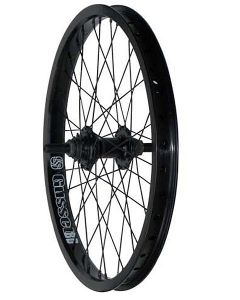 Gusset Black Dog Rear Cassette Wheel