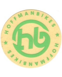 Hoffman Circle Sticker Pack 50pcs