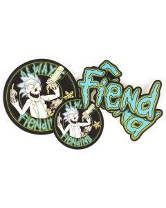 Fiend Reynolds And Shark Sticker Pack