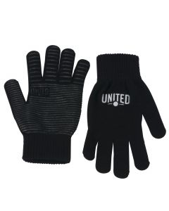 United Signature Knitted Glove
