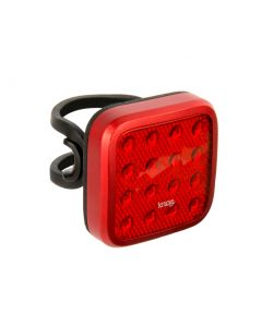 Knog Blinder Mob Kid Grid Rear Light - Red