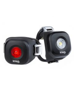 Knog Blinder Mini Dot Twinpack - Black