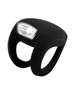 Knog Frog Strobe Front Light - Black