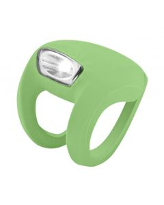Knog Frog Strobe Front Light - Lime