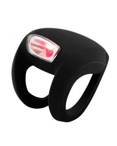Knog Frog Strobe Rear Light - Black