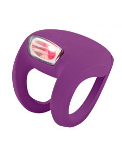 Knog Frog Strobe Rear Light - Grape