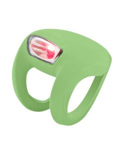 Knog Frog Strobe Rear Light - Lime