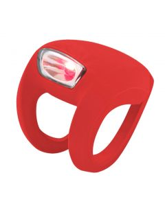Knog Frog Strobe Rear Light - Red